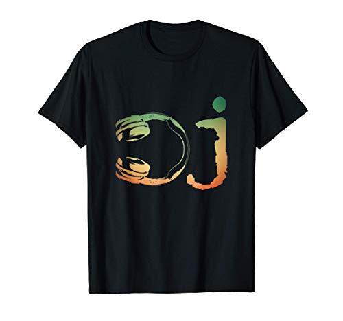 DJ casque disc table de mixage musique T-Shirt