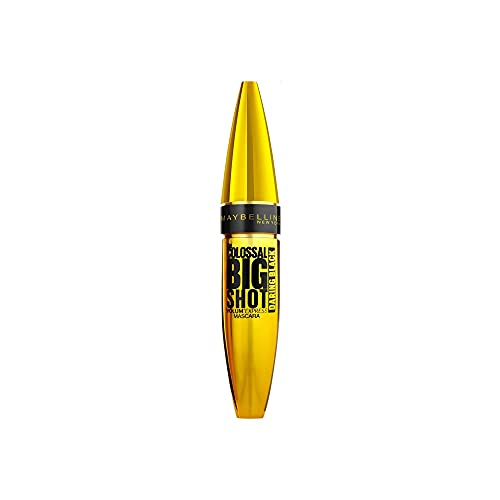 Maybelline New York The Colossal Big Shot Mascara, Daring Black