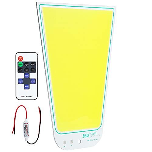 Outdoor COB LED Panle Light 6000-6500K Luz Blanca Lámpara de Camping Luces de inundación 70W Power...