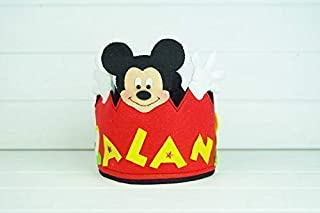 Corona Cumpleaños Mickey 2