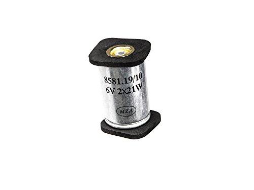 MZA Blinkgeber 6V 21W, 8581.19/40 mit Moosgummi - Simson S50, S51, S70