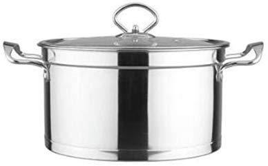 Pot Compound Bodem Roestvrij Staal Soep Pot Verdikking Kookpot Stereofonisch Rechthoek Pot Antistick Pan Induction Cooker 20cm