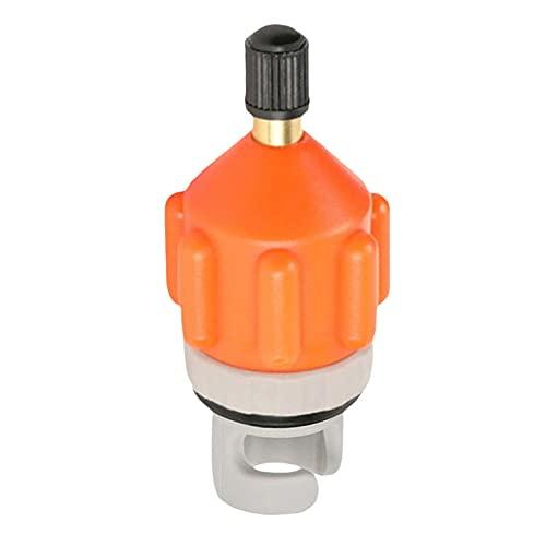 YUGHGH Aufblasbares Boot SUP Pumpe Adapter Standard Schrader Konventionelle Luftpumpe Luftventil Adapter Speichenplatte Befestigung