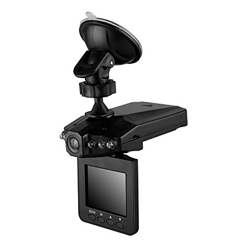 Redlemon Dashcam Cámara para Automóvil con Pantalla LCD de 2.5 Pulgadas, Graba Video y Captura Fotos en…