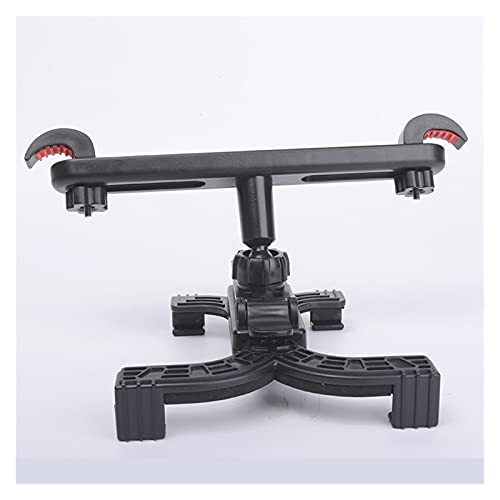XIAOBAILONG Soporte De Montaje De Montaje De Tableta Giratorio De 360 Grados Ajustable Flexible De 360 Grados Soporte De Asiento Trasero Ajuste Adecuado For 7-11 Pulgadas Tablet Styling