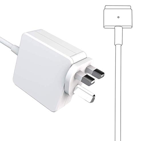 Compatible With Macbook Pro Charger 85W Power Adapter For Mac Pro Retina 13' 15' 17'-Inch, Mid 2012, 2013, 2014, Mid 2015 Mac Retina Display Works With 45W&60W&85W Charger