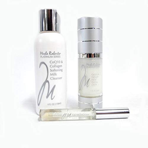Merle Roberts Platinum Series Vitamin A Rejuvenation 3 Piece Kit