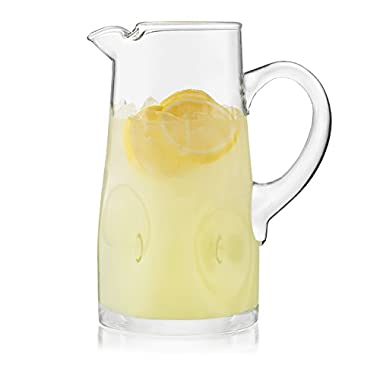 Libbey Impressions Pitcher