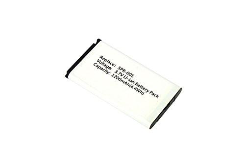 PowerSmart® Batería de ion de litio de 1200 mAh para Nintendo 3DS XL 2015, SPR-001, SPR-003