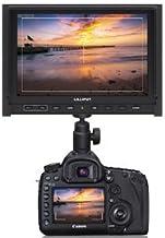 "LILLIPUT 7"" 339 IPS 1280x800 Slim HDMI Input AV in&Out with Built in 2600mah Battery by lilliput Official Seller :VIVITEQ"