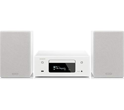 Denon CEOL-N10 Mini HiFi Anlage mit CD...