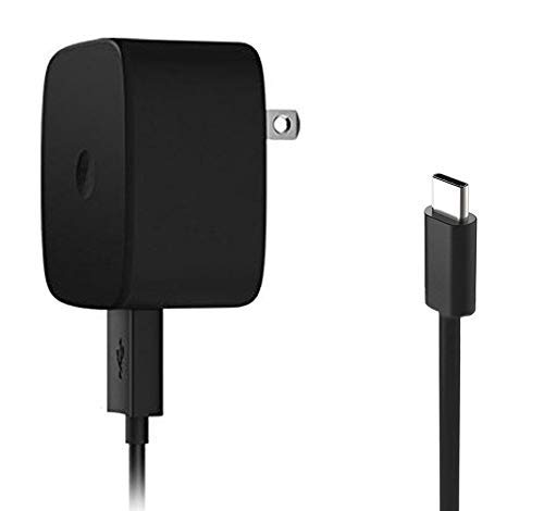 Turbo Fast Powered 15W Wall Charging Kit works for Nokia 7.1 with QUICK CHARGE 2.0 USB 1M (3.3ft) USB Type-C Cable!