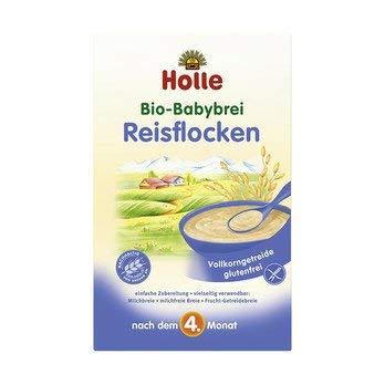 Holle Bio Bio-Babybrei Reisflocken (2 x 250 gr)