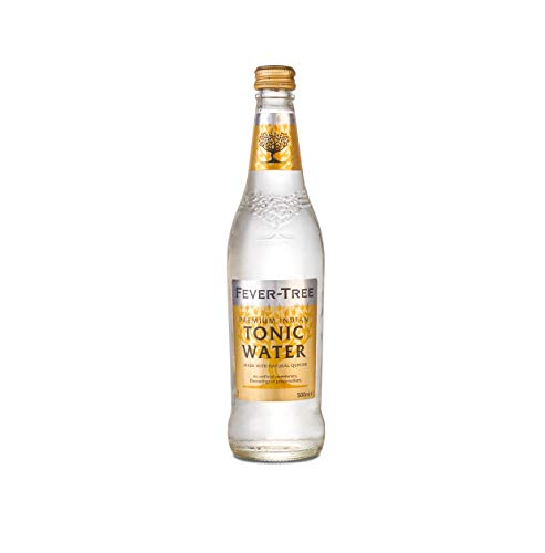 Fever Tree Agua Tónica Indio (500ml)