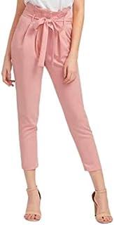 MS BOTTOM Paperbag Trouser