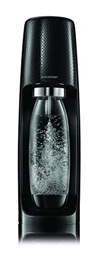Sodastream SPIRITN SPIRIT Machine à Gazéifier Plastique Noir 18,6 x 13 x 43 cm