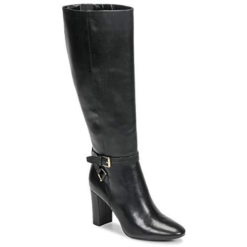 LAUREN RALPH LAUREN ANNESLEY Laarzen dames Zwart Hoge laarzen