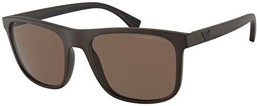 Emporio Armani Gafas de sol EA4129 526073 Gafas de sol Hombre color Marrón marrón tamaño de lente 56 mm