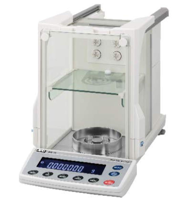 自分の意気揚々正確さA&D 高精度分析天秤 BM-200