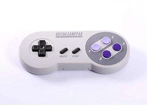 8BITDO SNES30, Mando Bluetooth Gamepad inalámbrico