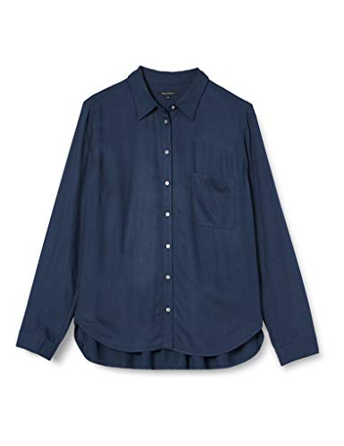Marc O'Polo Damen 008115642635 Bluse, 878, 44
