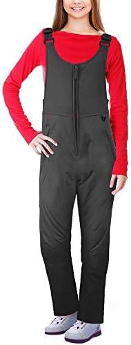 Ohuhu Women s Essential Insulated Bib Overalls Snow Ski Bibs Pants product image