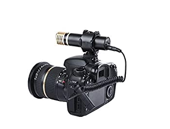 Movo VXR200 HD Stereo XY Condenser Mini Capsule Microphone for DSLR Video Cameras