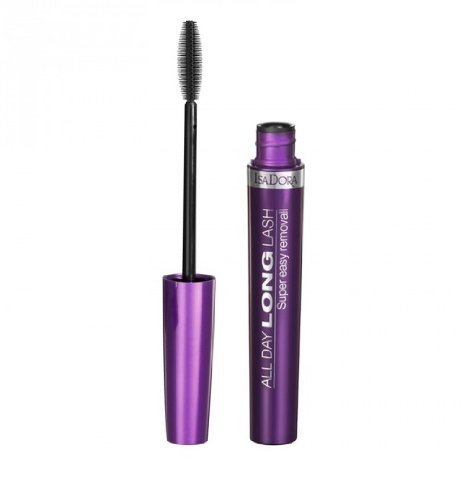 Isadora All Day Long Lash 20 Black Super Easy Removal by Isadora