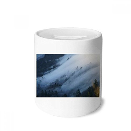 DIYthinker - Hucha de cerámica, diseño de nubes de niebla