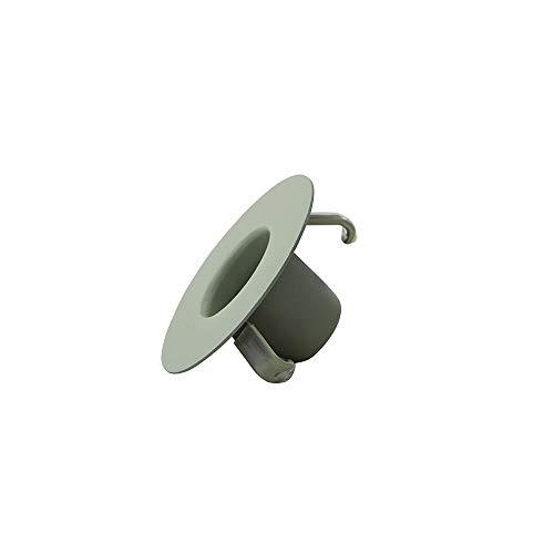 Design Letters Kerzenhalter Einsatz für Espressotassen und Lieblingsvase (Grün) - Hergestellt in modischen Farben, Einstellbar, Einfach zu säubern, Passend für Kerzen mit ca. D: 2,2 cm.