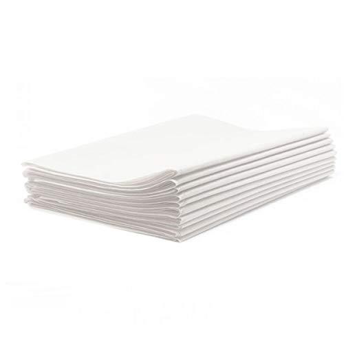 """Physiofit24 Waschfaserlaken""""classic PP50"""" 80x200 cm (10 Stück) Hygieneauflage (waschbar) Waschfaserlaken Waschvlieslaken Laken für die Massageliege"""