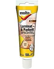 Molto LAMINAT+PARKETPACHEL Eiken LICHT 50ml kant-en-klare plamuurmassa