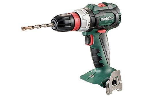 Metabo Akku-Bohrschrauber BS 18 LT BL Q (602334840) 18V ; metaBOX 145, Akkuspannung: 18 V, Max. Drehmoment weich: 34 Nm, Max. Drehmoment hart: 75 Nm