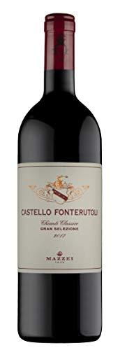 Mazzei - Castello di Fonterutoli - Castello Fonterutoli 2017 - Vino rosso Chianti Classico Gran Selezione DOCG - Bottiglia 0,75 l