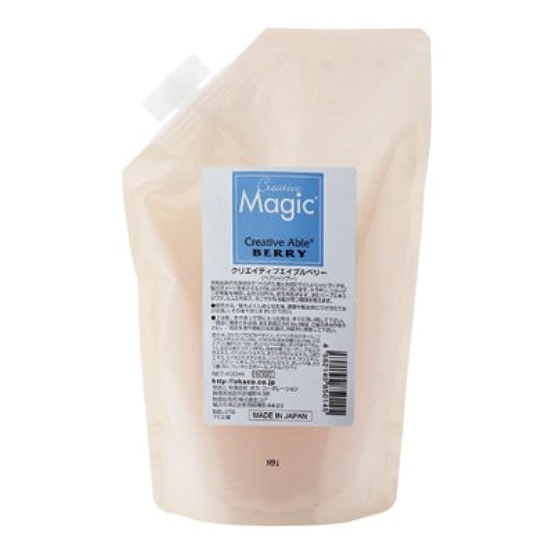 属する味わう属するクリエイティブ エイブル ベリー(ヘアシャンプー) 詰め替え用 400ml