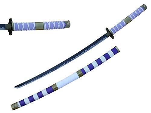 Anime One a Piece Roronoa Zoro/Death Surgeon Trafalgar Law/Luffy Katana Samurai Sword Kitetsu/Shusui/Wado Ichimonji/Yubashiri/Enma/Yama (Choose Your Style) (Nidai Kitetsu)