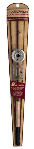 Pflueger Fly Kit, 8 ft., 5/6 wt
