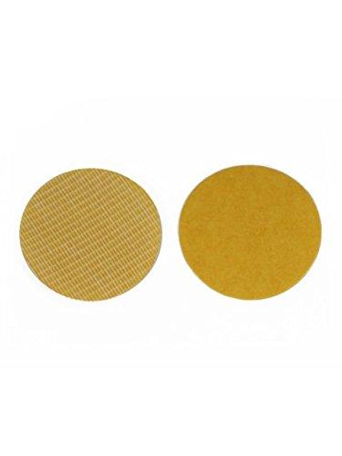 Walker Clear 1522 White Liner Pastilles adhésives Spots avec tissu 25 points