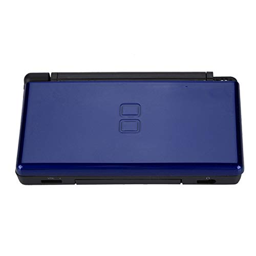 PUSOKEI Ersatzgehäuse-Shell-Gehäuse für Nintendo DS Lite, komplette Ersatzteile Ersatzgehäuse-Shell-Gehäuse-Kit für Nintendo DS Lite(Blau)