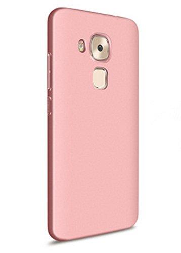 XMT Huawei Nova Plus 5.5' Custodia,Ultra Sottile PC Back Case Protettiva Custodia per Huawei Nova Plus Smartphone (Rosa)