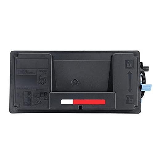 Compatible para Kyocera TK-3163 Cartucho de tóner de repuesto para impresora Kyocera Ecosys P3045dn, materiales consumibles negros para impresoras de inyección de tinta y láser