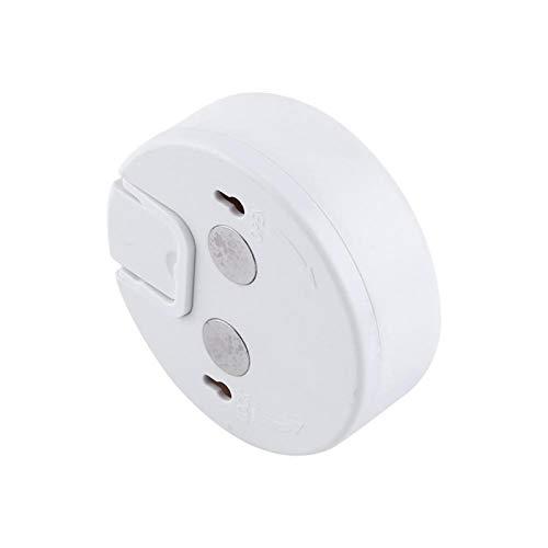 Lámpara de luz de Gancho de Alta eficiencia para Taller de Pasillo(White)
