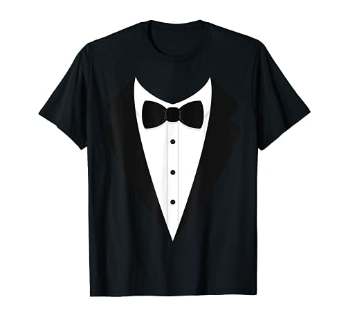 JGA Carnival Tailcoat Disfraz Grupos Traje Pajarita Camiseta