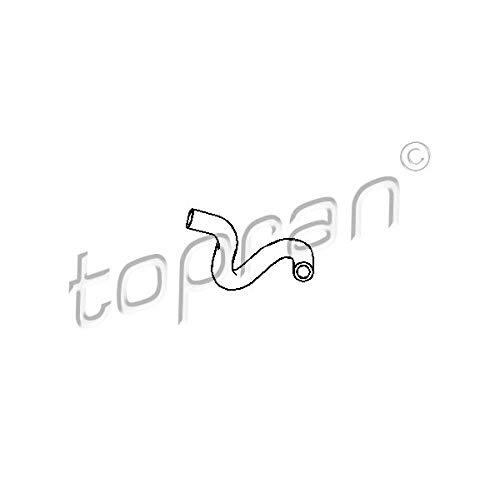 Tuyau de Radiateur - Topran 107 382