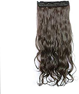 Europe and the explosion of hair wig piece five clip hair extensions wig accessories zjm-WP5507