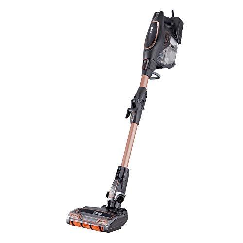 Shark Corded Stick Vacuum Cleaner [HV390UKT] Lightweight, Rose Gol