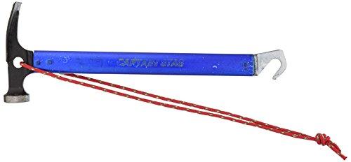 CAPTAINSTAG(キャプテンスタッグ)『プラックアルミペグ抜きハンマー(M-3221)』