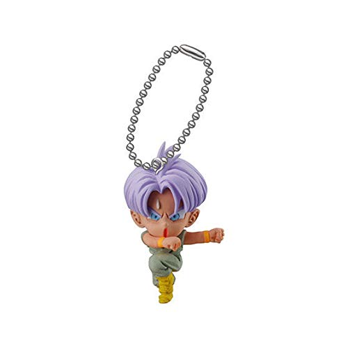 Dragon Ball Udm Burst 33 Figure Swing Keychain~Trunks Childhood Fusion