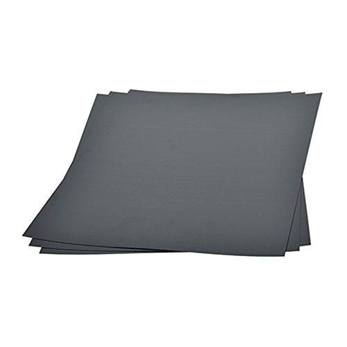 Efco 1051903 Plastique Fou, Noir, Mat, 20 x 30 cm