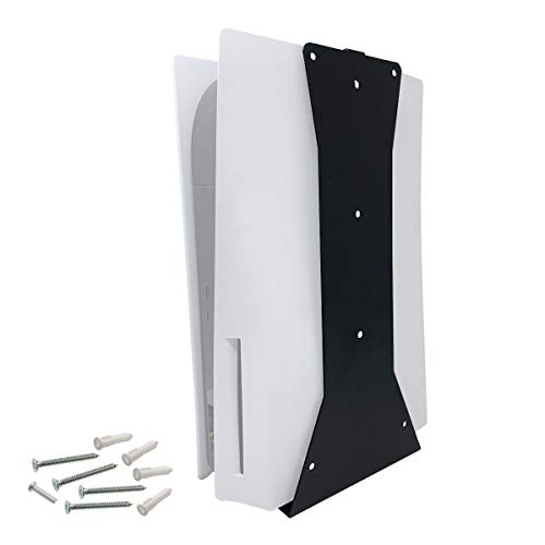 Sleek PS5 Wall Mount Kit (Disc or Digital Version)...